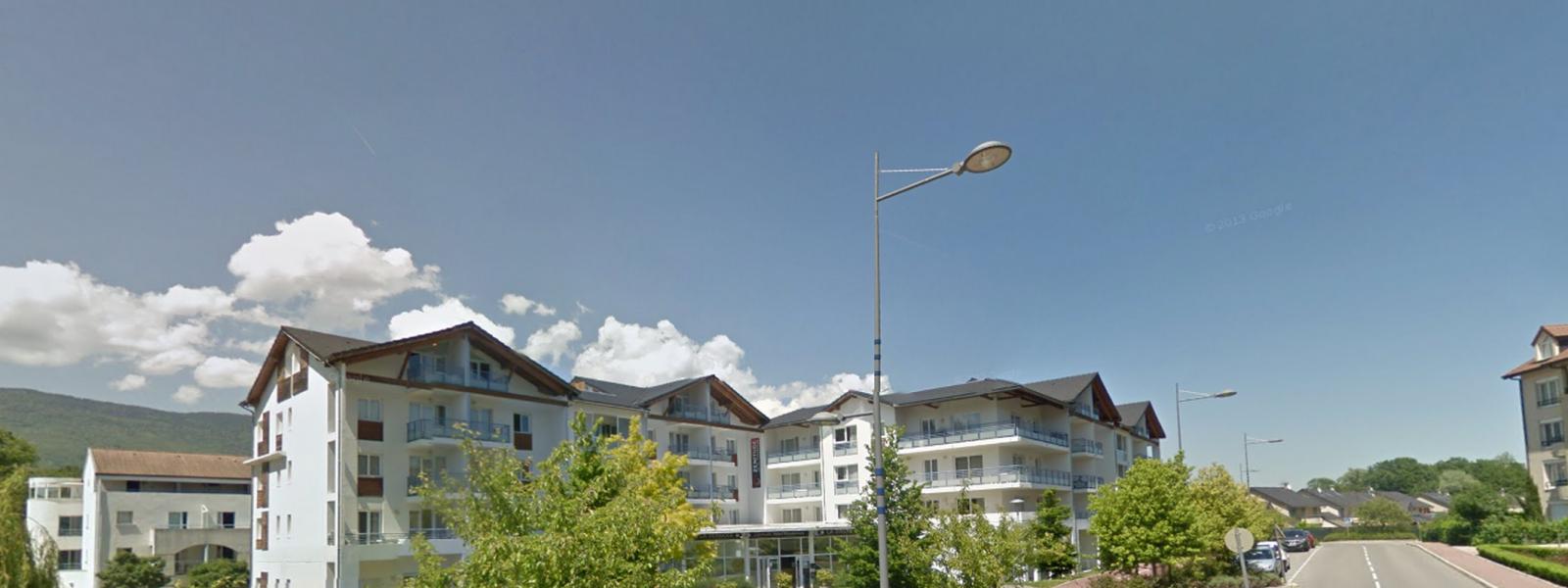 Impact Immobilier - Programme immobilier investisseur - Divonne les Bains - Appartement T1