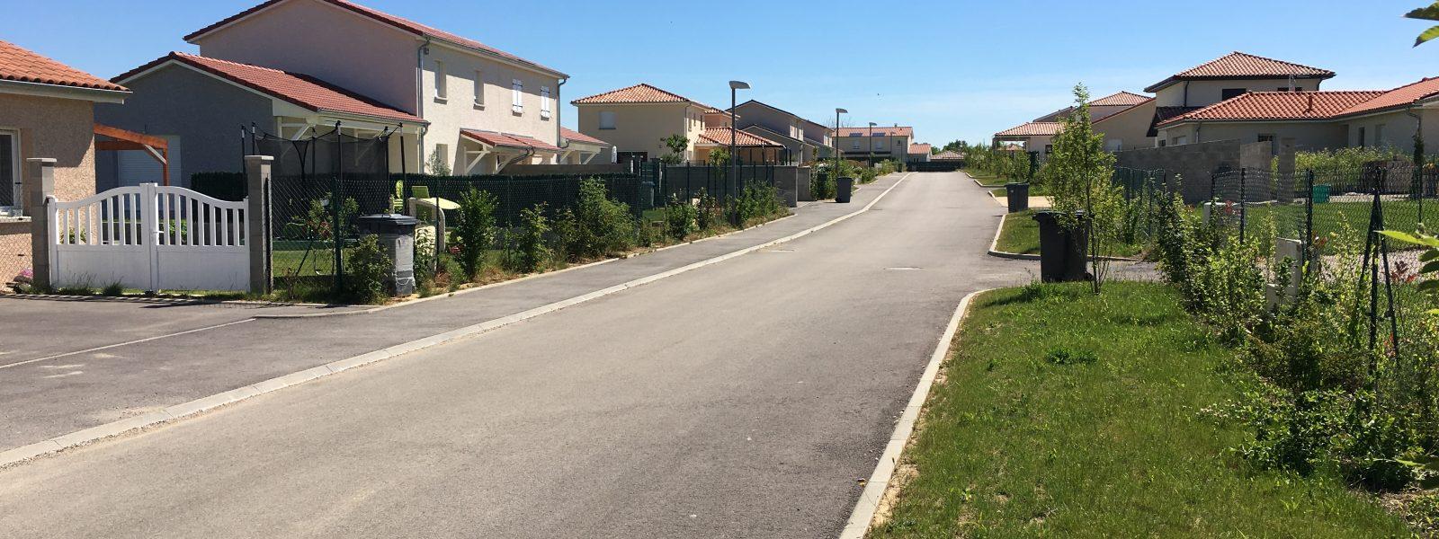 LE HAMEAU DE LA BERGERE - Visuel 1 - Impact immobilier 01