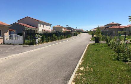 LE HAMEAU DE LA BERGERE Impact immobilier 01
