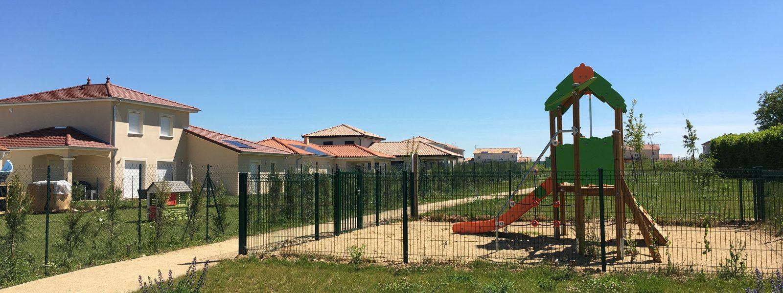 LE HAMEAU DE LA BERGERE - Visuel 2 - Impact immobilier 01