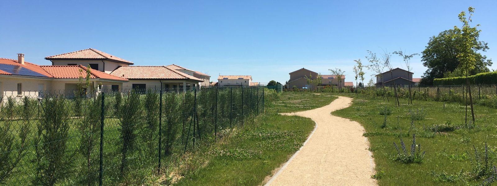 LE HAMEAU DE LA BERGERE - Visuel 5 - Impact immobilier 01