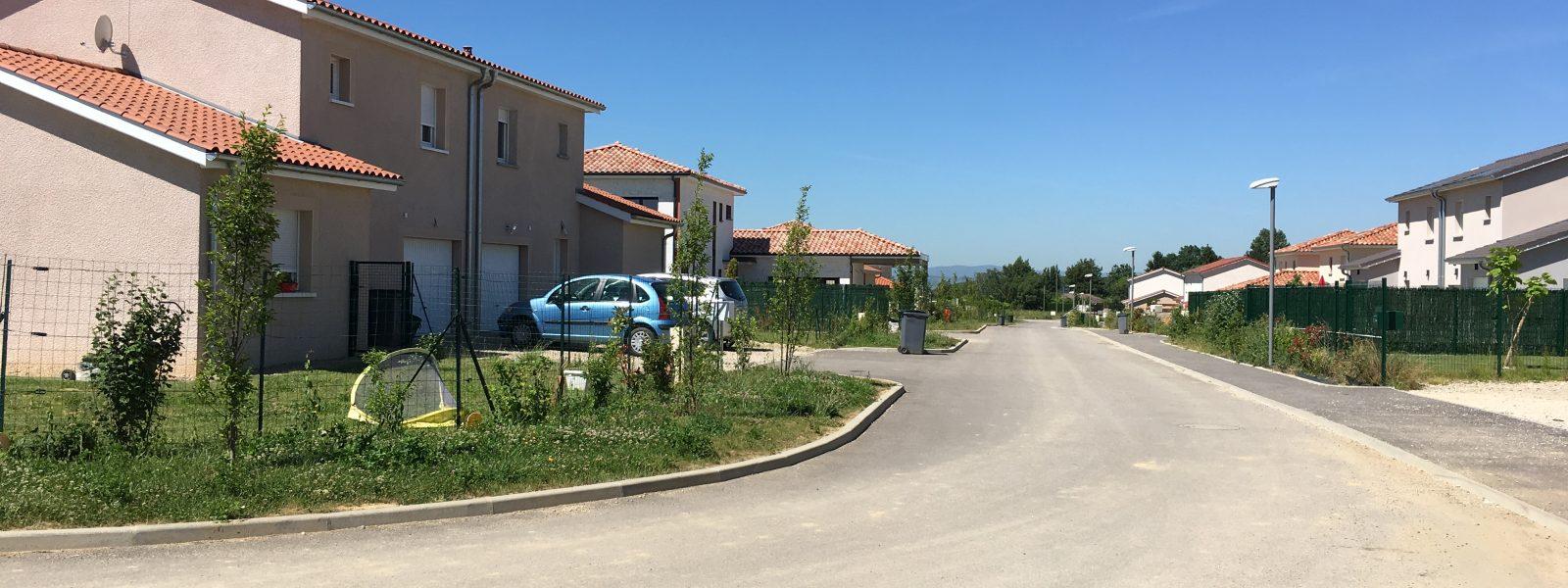 LE HAMEAU DE LA BERGERE - Visuel 3 - Impact immobilier 01