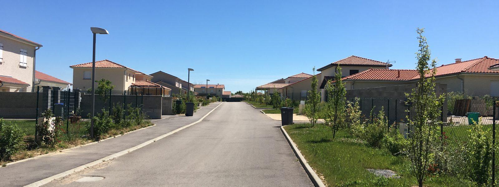 LE HAMEAU DE LA BERGERE - Visuel 4 - Impact immobilier 01