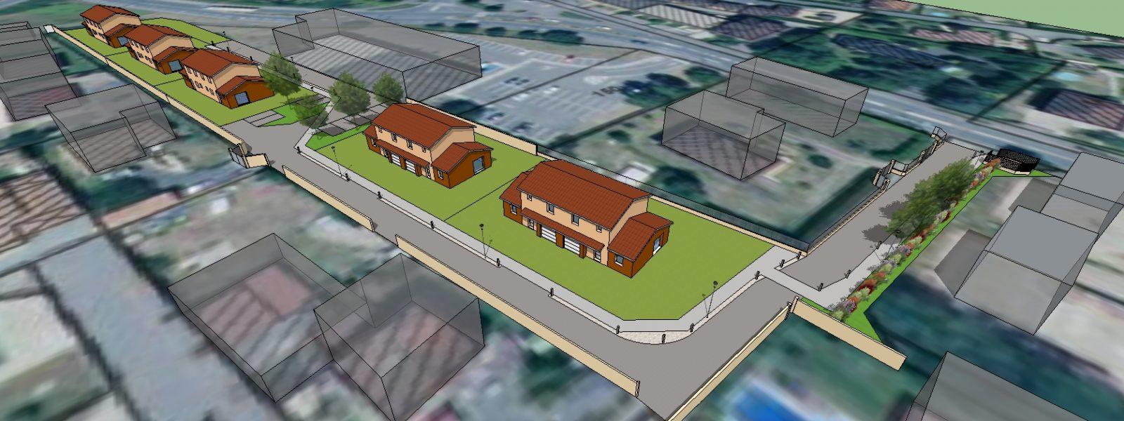 ESPACE ARTHUR - Visuel 1 - Impact immobilier 01