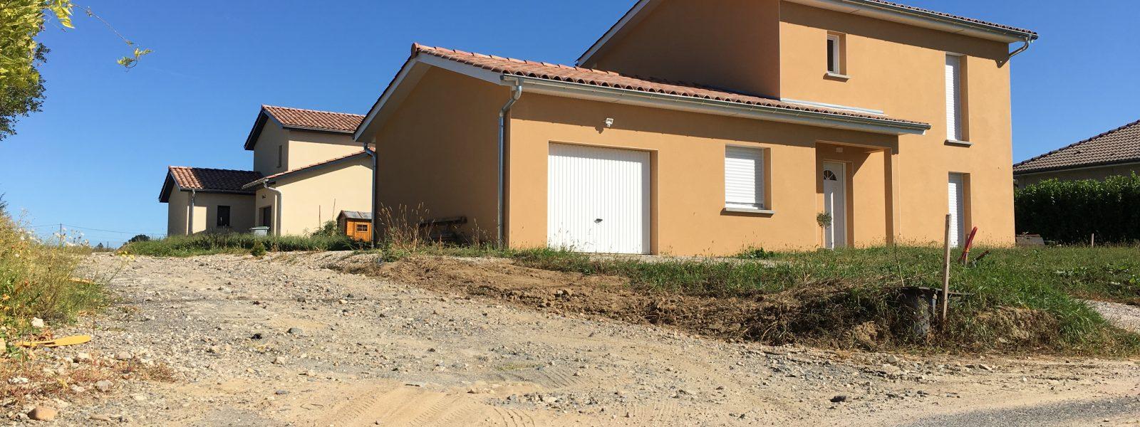LES TERRES DE SAPEYSE - Visuel 1 - Impact immobilier 01