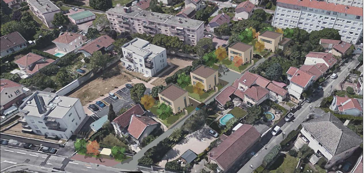 25 RUE ERNEST RENAN - Visuel 2 - Impact immobilier 01
