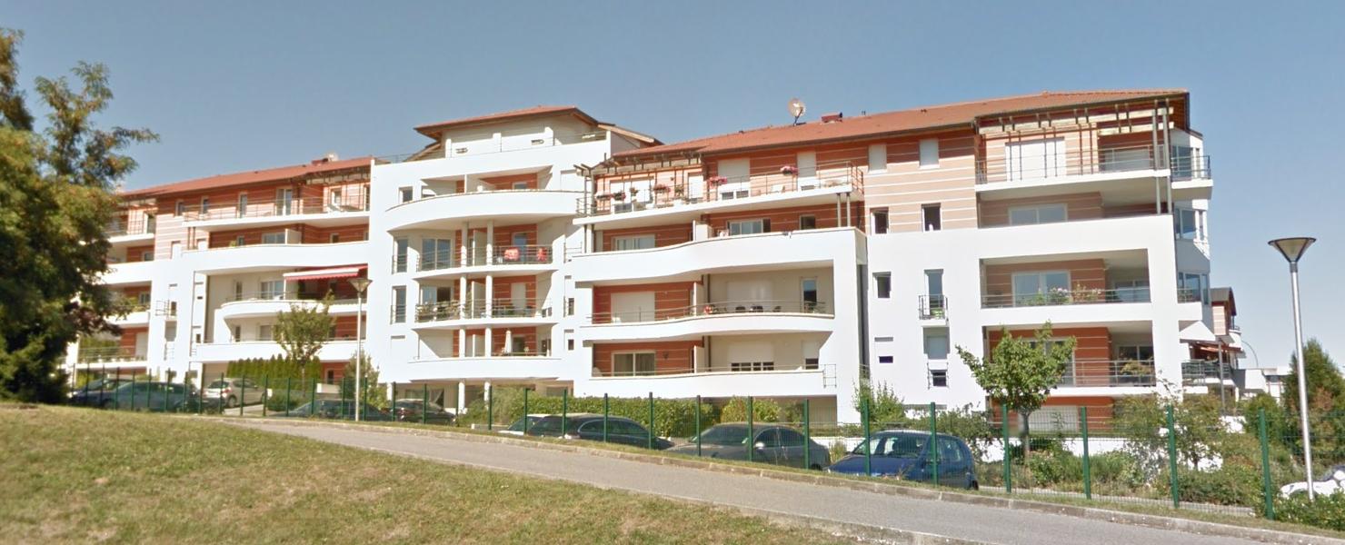 CHEMIN DE COLLEX - Appartement 90m² - Visuel 3 - Impact immobilier 01