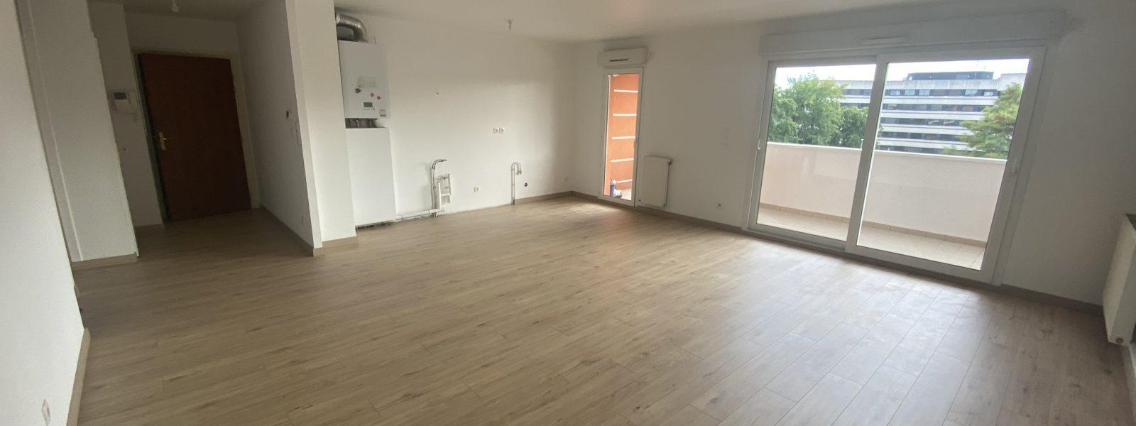 CHEMIN DE COLLEX - Appartement 90m² - Visuel 1 - Impact immobilier 01
