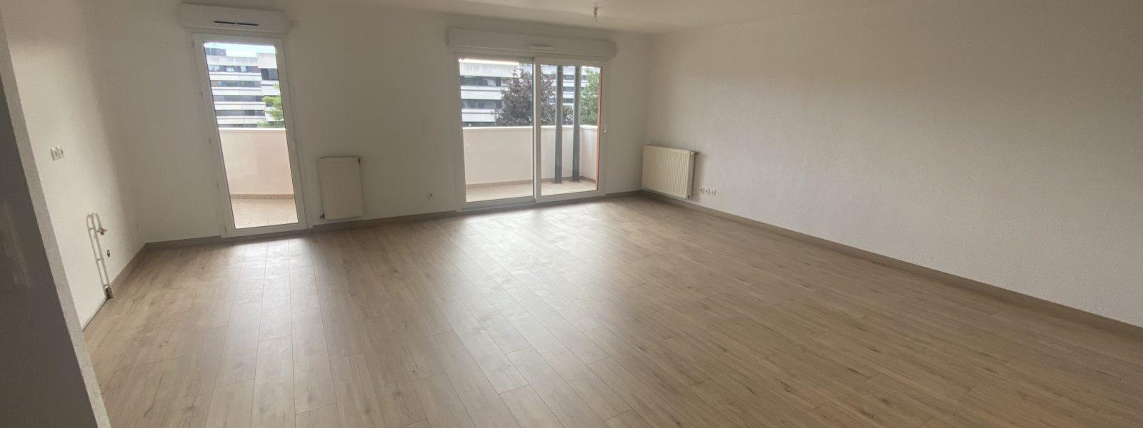 CHEMIN DE COLLEX - Appartement 90m² - Visuel 2 - Impact immobilier 01