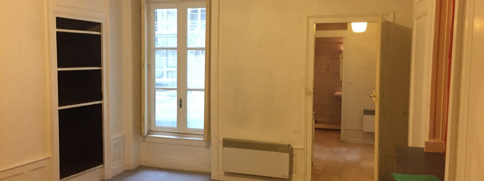 RUE AUGUSTE COMTE - Appartement - Visuel 1 - Impact immobilier 01